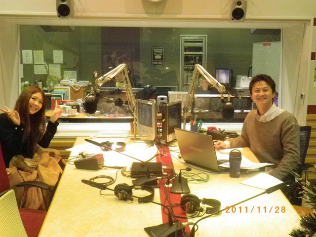 RADIO BERRY(FM栃木) B★BOXにマスターが生出演